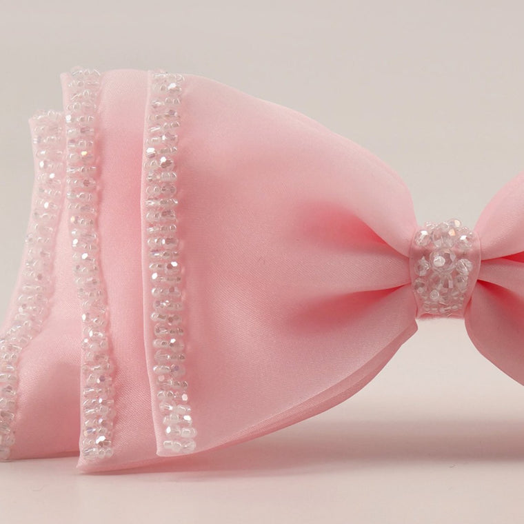 The Sugar Plum Bow Designer Girls Hair Clip Hair Clip Sienna Likes To Party