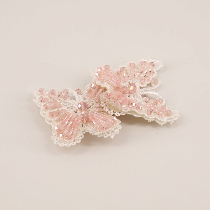The Wings Of Love Designer Girls Hair Clip Hair Clip Sienna Likes to Party