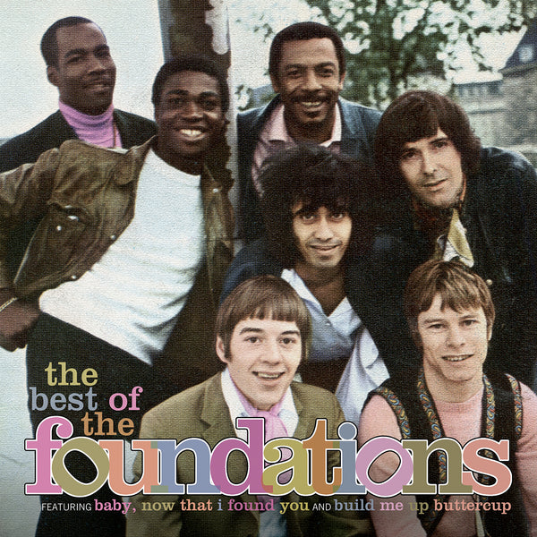 Foundations, The: Very Best Of The Foundations (CD)