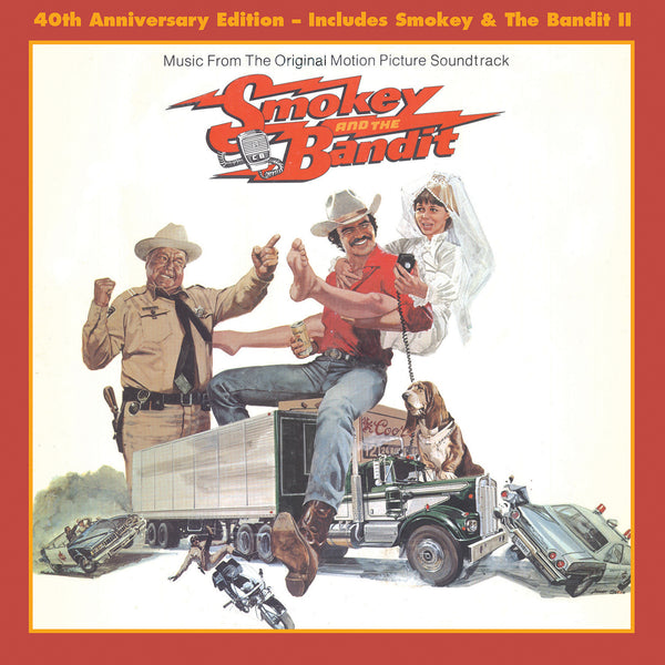 Smokey And The Bandit: 40th Anniversary Edition (CD)