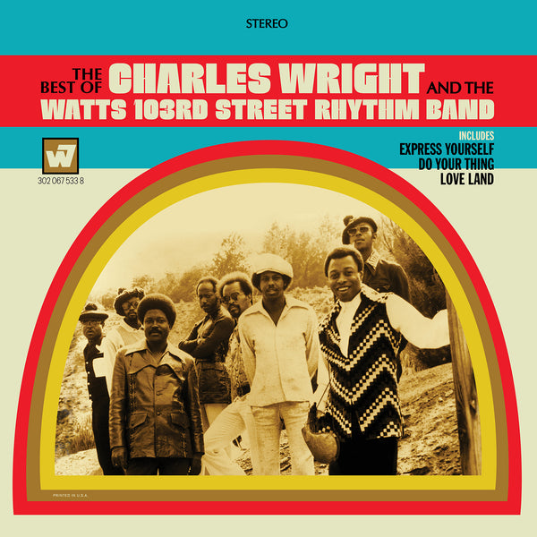 Best Of Charles Wright And The Watts 103Rd Street Rhythm Band, The (CD)