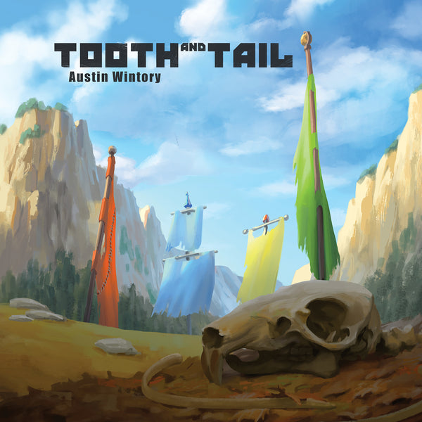 Tooth And Tail (CD)
