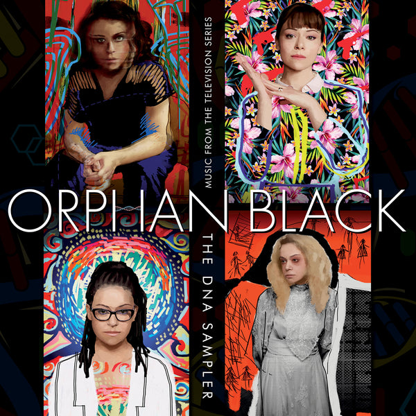Orphan Black: DNA Sampler