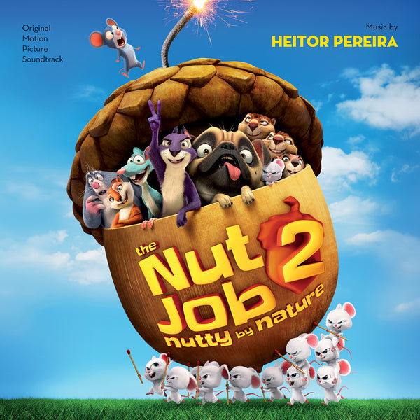 Nut Job 2: Nutty By Nature (CD)