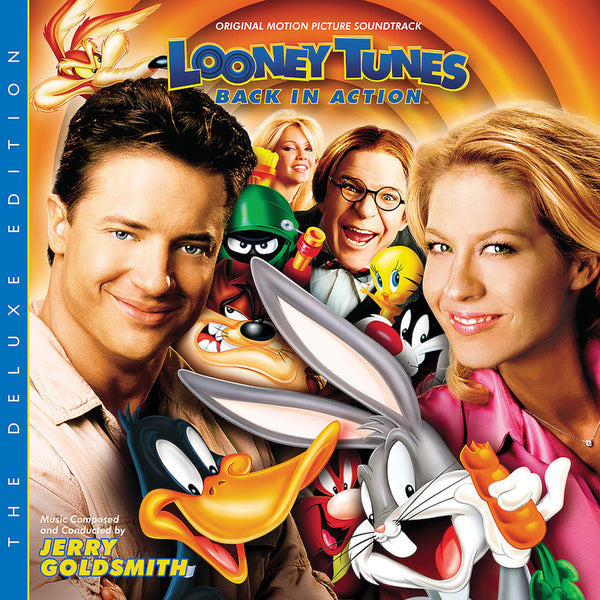 Looney Tunes: Back In Action: Original Motion Picture Soundtrack / Deluxe Edition (Digital Album)