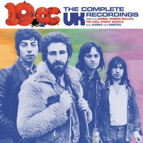 10cc: The Complete UK Recordings