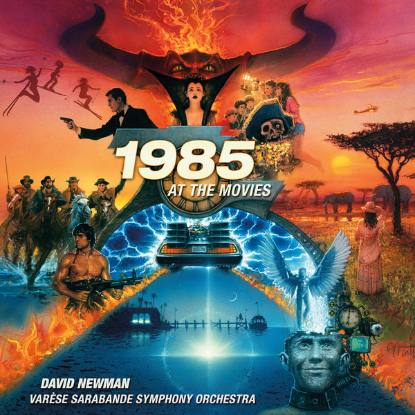 1985 At The Movies - Autographed Edition