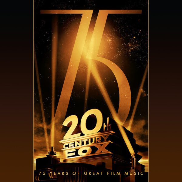 20Th Century Fox: 75 Years Of Great Film Music (3-Cd Set)