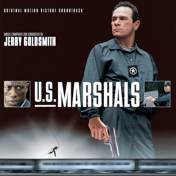 U.S. Marshals: Original Motion Picture Soundtrack / Deluxe Edition (Digital Album)