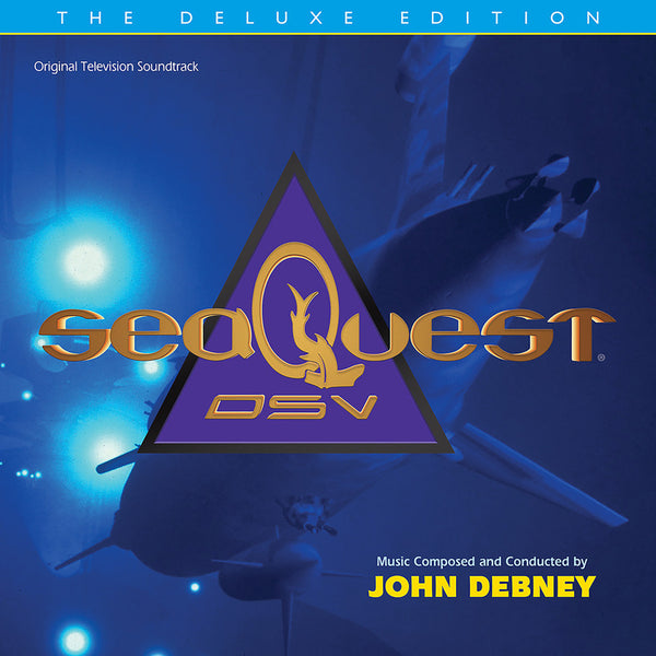 seaQuest DSV: Original Motion Picture Soundtrack / Deluxe Edition (Digital Album)