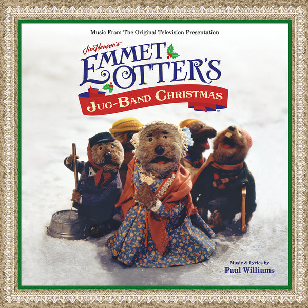 Jim Henson's Emmet Otter's Jug-Band Christmas (CD)