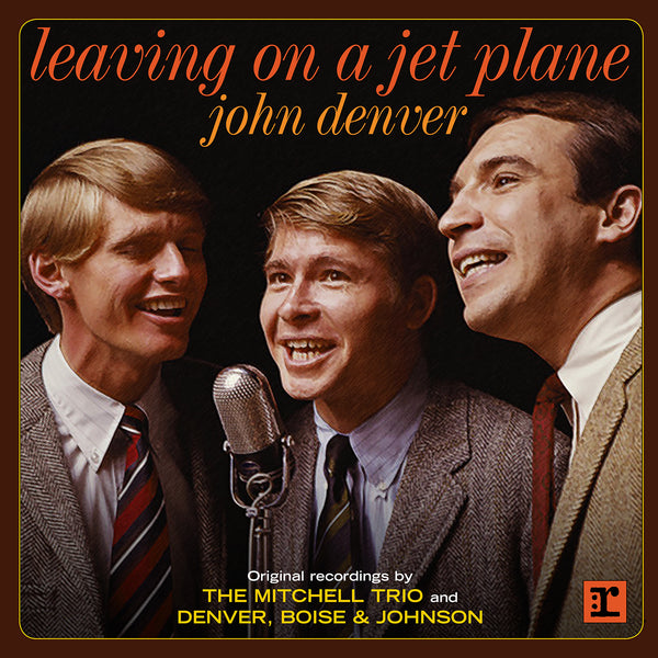 John Denver: Leaving On A Jet Plane (CD)