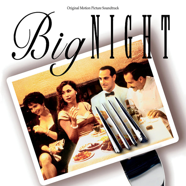 Big Night (CD)