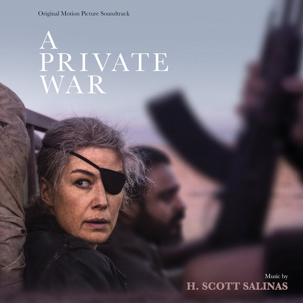 A Private War (CD)