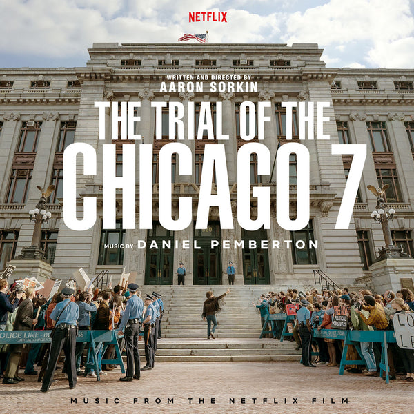 The Trial Of The Chicago 7: Music From The Netflix Film (Digital Album)