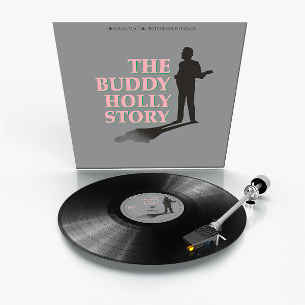 Buddy Holly Story, The: Deluxe Edition (Vinyl)