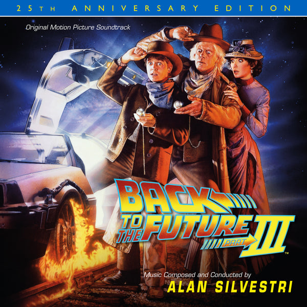 Back To The Future Part III: The Deluxe Edition