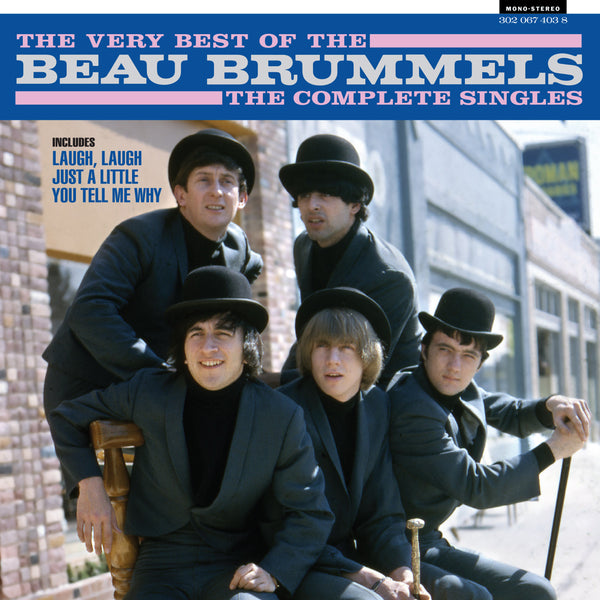 Very Best Of The Beau Brummels, The: The Complete Singles