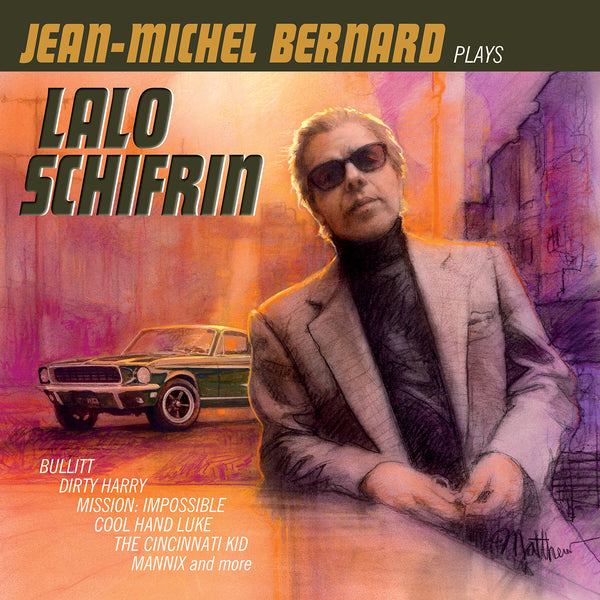 Jean-Michel Bernard Plays Lalo Schifrin (CD)