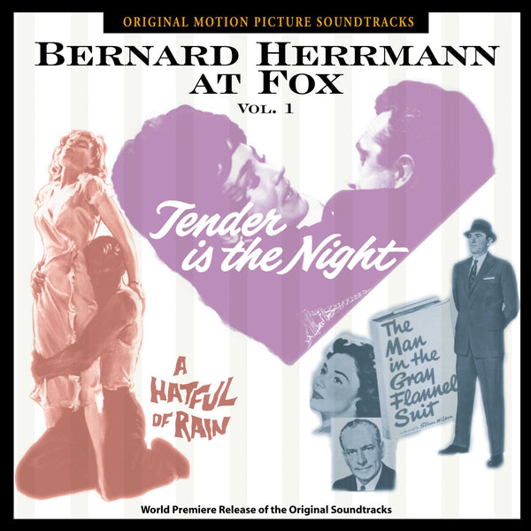 Bernard Herrmann At Fox. Vol. 1 (Digital)