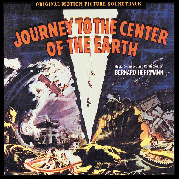 Journey To The Center Of The Earth (Digital)