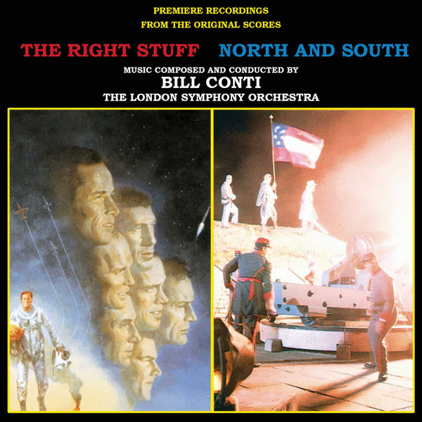 Right Stuff, The / North & South
