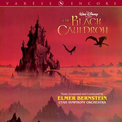 Black Cauldron, The (Varèse Encore)