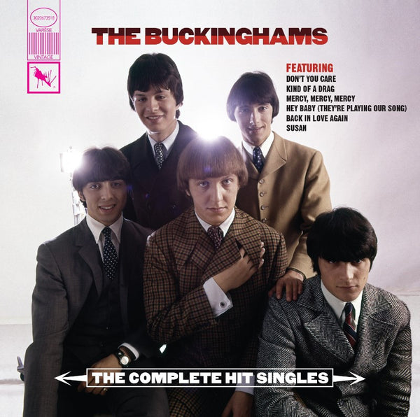 Buckinghams, The: The Complete Hit Singles