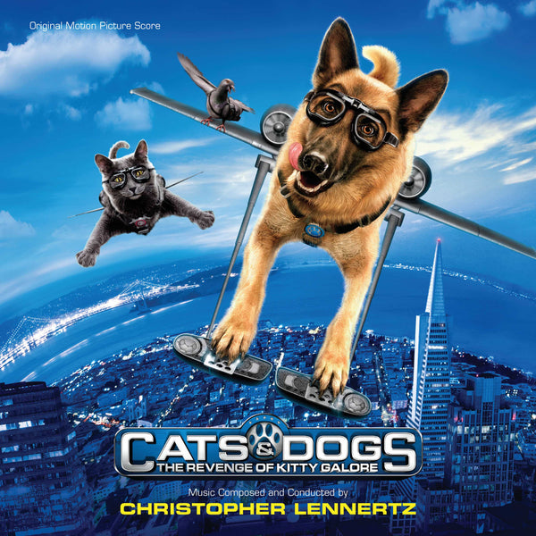 Cats & Dogs: Revenge Of Kitty Galore, The