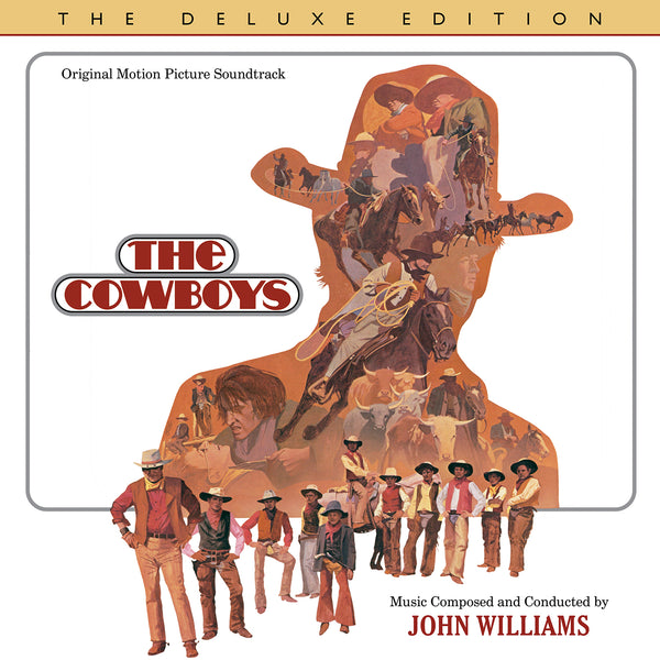 Cowboys, The: The Deluxe Edition (CD)
