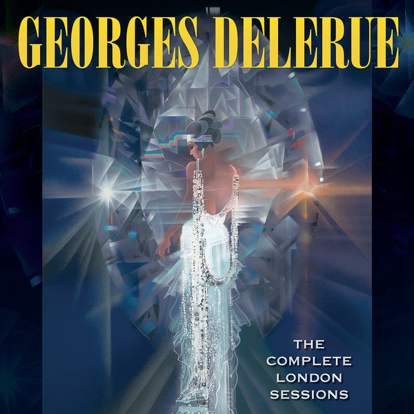 Georges Delerue: The Complete London Sessions (CD)