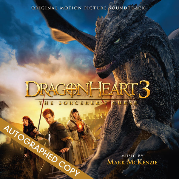 Dragonheart 3: The Sorcerer's Curse - Autographed Edition