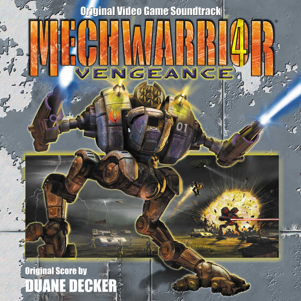 Mechwarrior 4: Vengeance (Digital)
