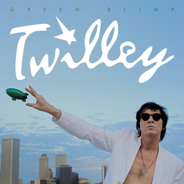 Dwight Twilley: Green Blimp