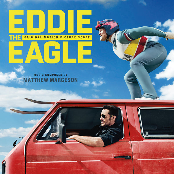 Eddie the Eagle (CD)