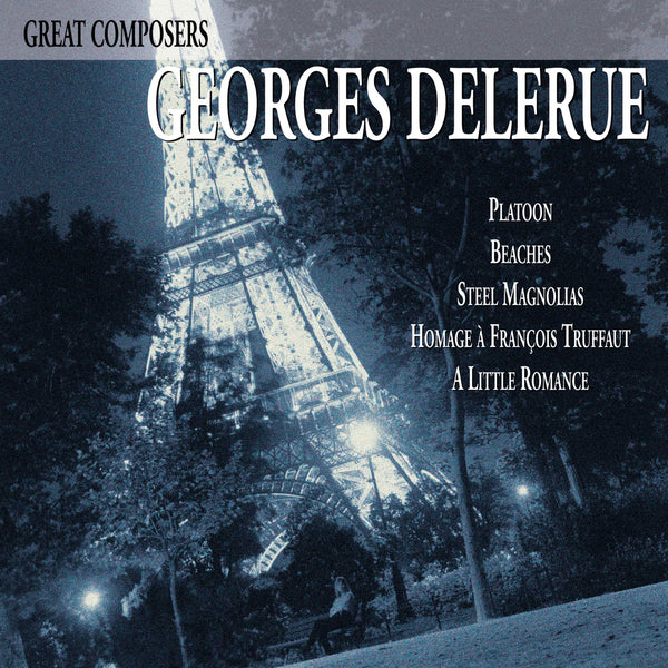 Great Composers: Georges Delerue (Digital)