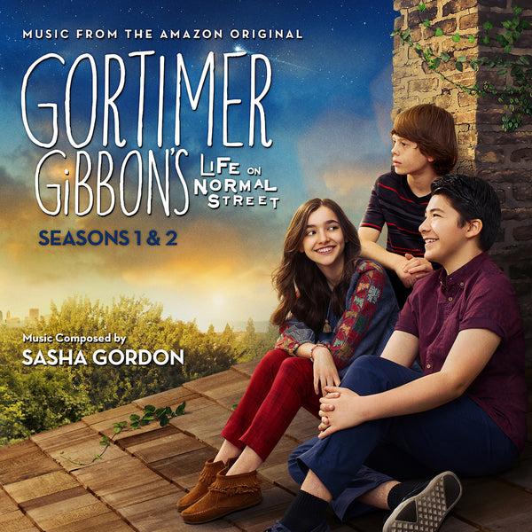 Gortimer Gibbon's Life on Normal Street: Season 1 & 2 (Digital Only)