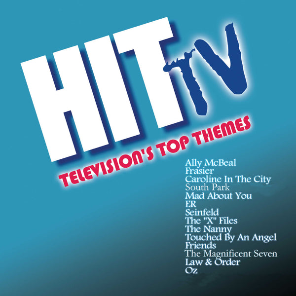 Hit TV: Television's Top Themes (Digital)