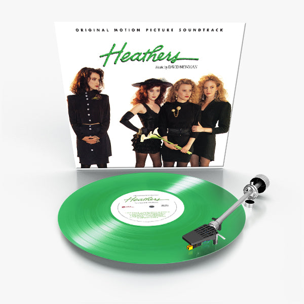 Heathers (Very Green Neon Vinyl)