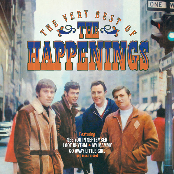 Happenings, The: Very Best of The Happenings
