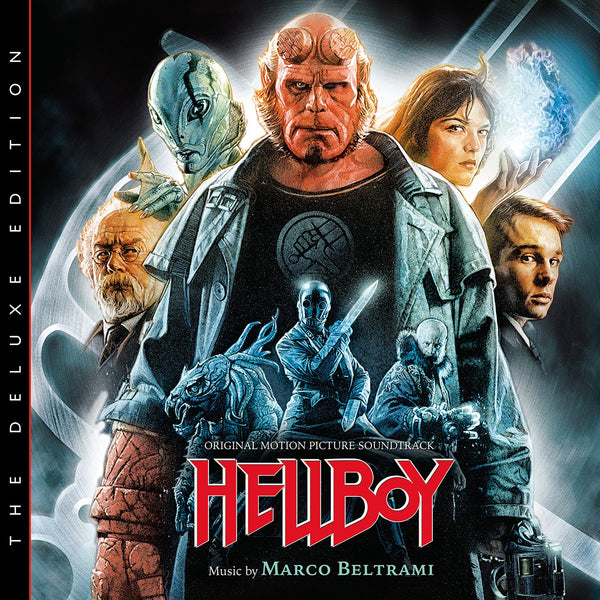 HELLBOY: The Deluxe Edition