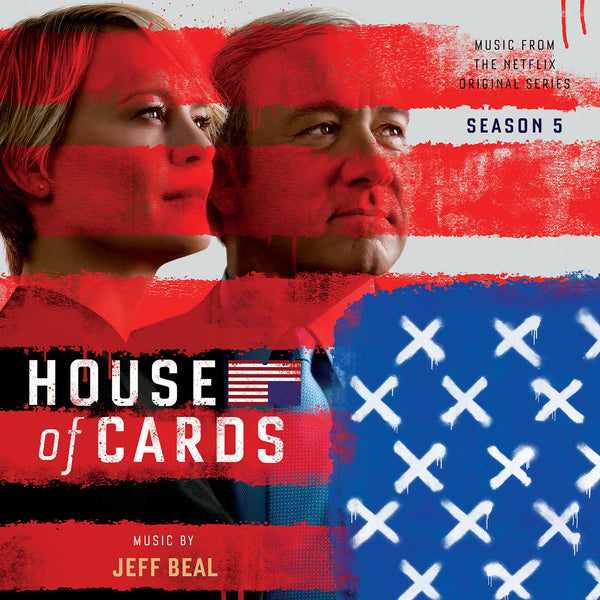 House Of Cards - Season 5 (CD)