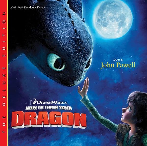 How To Train Your Dragon: The Deluxe Edition (CD)