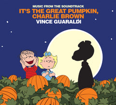 Vince Guaraldi - It's The Great Pumpkin, Charlie Brown (Etched Black Vinyl)