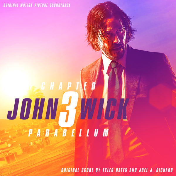 John Wick: Trilogy (3 CD Bundle Offer)