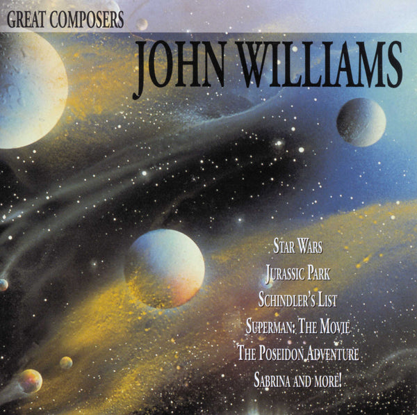 John Williams: Great Composers