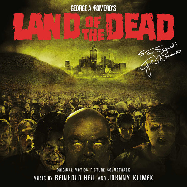 Land Of The Dead (Digital)