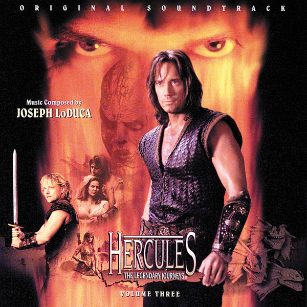 Hercules: The Legendary Journeys Volume Three (Digital)