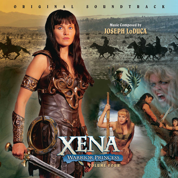 Xena: Warrior Princess, Volume Four (Digital)