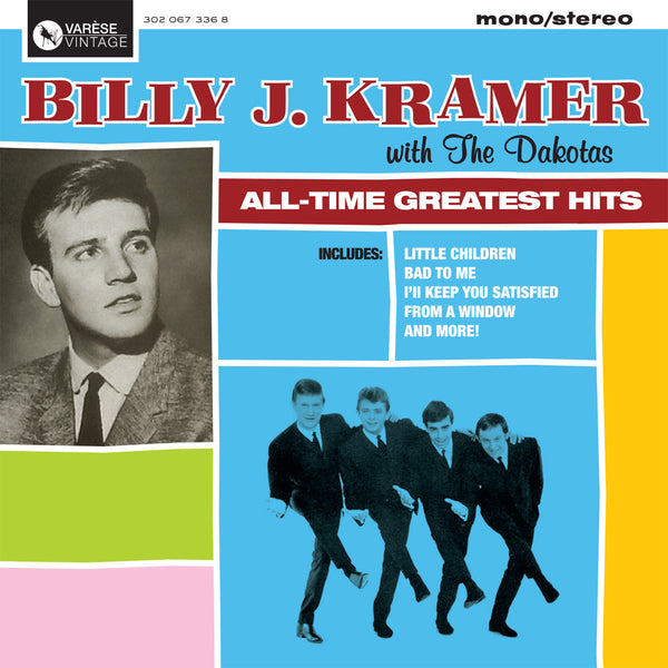 Very Best Of Billy J. Kramer With The Dakotas